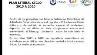CONFERENCIAS DEL QUINTO MÓDULO VIRTUAL CAPACITACIÓN ENTRENADORES DE ACTIVIDADES SUBACUÁTICAS FEDECAS