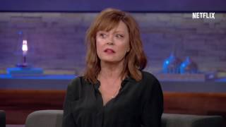 Susan Sarandon Bank Exit Falls Short!  Too little too late! Here is the Right Direction.