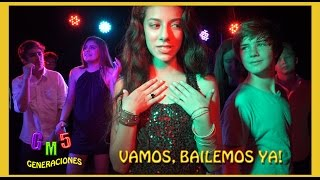 "Giselle Torres ""Shut Up and Dance"" - (Cover in Spanish) ""Vamos, Bailemos Ya!""  by GM5"