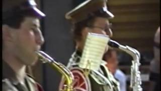 preview picture of video 'Wojskowa Orkiestra dęta Nysa 1989'