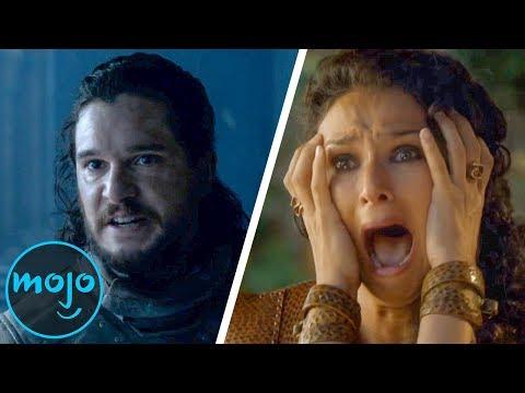Top 10 Biggest Game of Thrones Twists