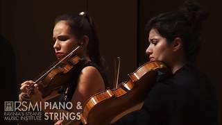 RSMI: From the Vault | Mendelssohn's Fourth Quartet