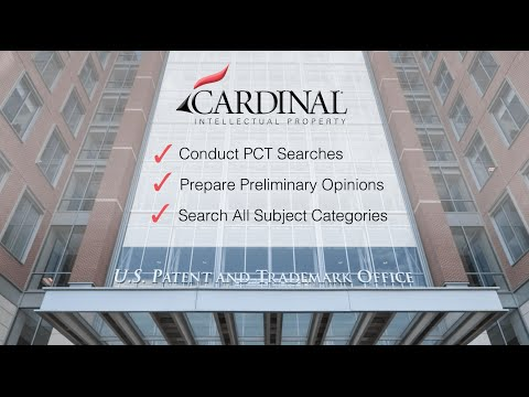 PatentSearch by Cardinal Intellectual Property