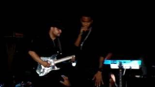 Trey Songz - Last Time LIVE