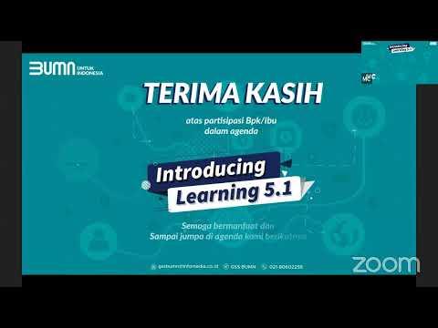 Webinar Learning 5.1