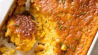 creamed corn casserole using jiffy cornbread mix