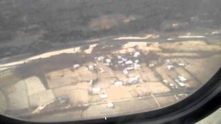 preview picture of video 'GNH Travel & Service : Bhutan Domestic Flight ~ Landing to BUMTHANG BATPALATHANG AIRPORT'