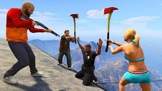 GTA 5 Brutal Kill Compilation GTA V Brutal Family Funny Moments Fail Thug Life