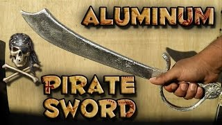 Download Video Casting A Pirate Sword Into Solid Aluminum From Start To Finish MP3 3GP MP4