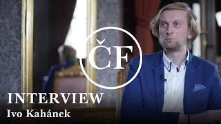 Ivo Kahánek: interview (Česká filharmonie)