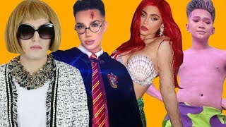 ANNA WINTOUR ROASTS CELEBRITY HALLOWEEN COSTUMES 2019