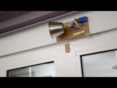 Cómo hacer un potente sistema de alarma 🔔 Antirrobo casero