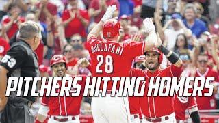 MLB | Pitchers Hitting Homers