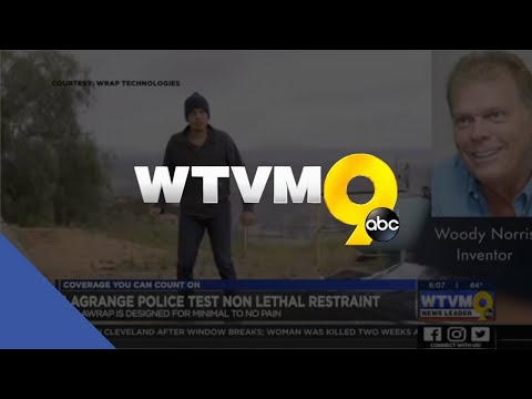 WTVM9: LaGrange police one of ten nationwide testers of new non-lethal device