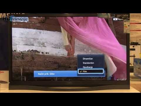 Preview of Samsung's best plasma PS51F8500