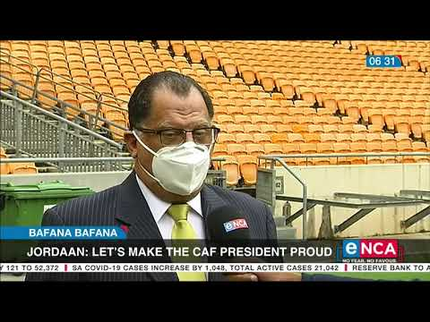 Jordaan challenges Ntseki to qualify Bafana for AFCON