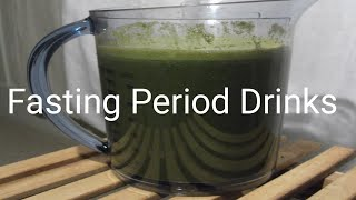 Acceptable Liquids with Intermittent Fasting || Liquids during fasting period