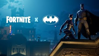 Trailer Fortnite X Batman - ITALIANO