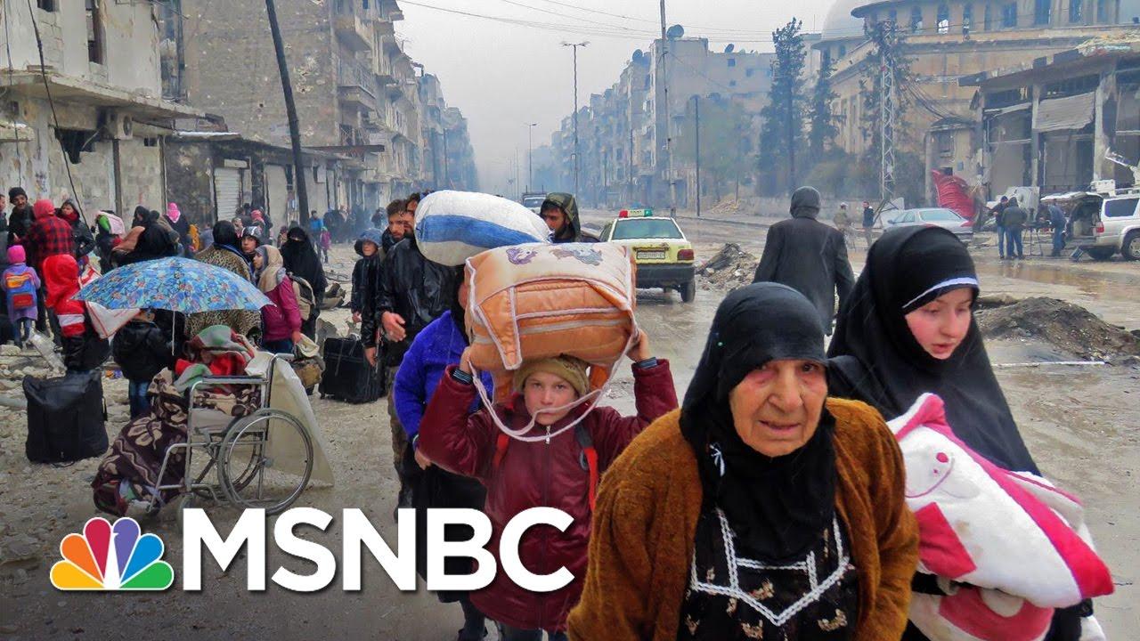 Sebastian Junger Returns With New Documentary On Syria | Morning Joe | MSNBC thumbnail