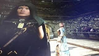 SKYRIM MOD DRAGONFLY DRESSES  RYDER    ((ENGLISH VIDEO )