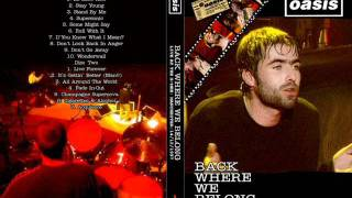 Oasis   Live @ G Mex Manchester 1997 [Full Gig] (Audio)