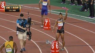 Men's 4x400m FINAL World Relays  Yokohama 2019 4K 世界リレー