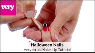 Halloween Nails: The Very Nails Tutorial | Very