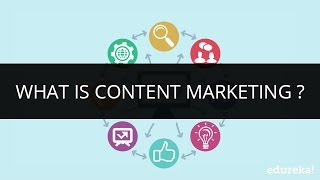 What Is Content Marketing | Introduction to Content Marketing | SEO Tutorial for Beginners |Edureka