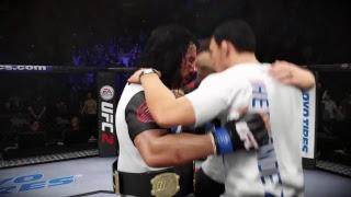 UFC 302 Chavez VS Hernandez