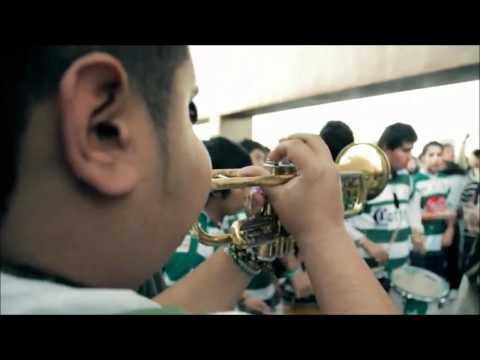 """""""Señores yo soy del santos y tengo aguante"""" Barra: La Komún • Club: Santos Laguna"""