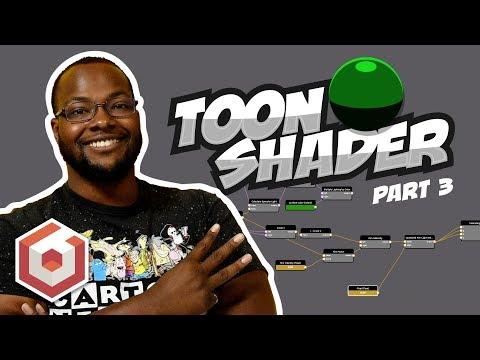 Toon Shader Part 3