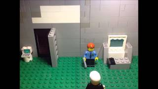 Lego Zombie война против тьмы серия 1
