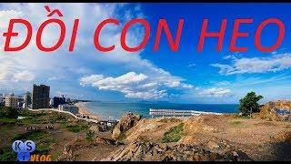 [ Vlog ]Khám Phá ĐỒI CON HEO cùng KST - Video 4K