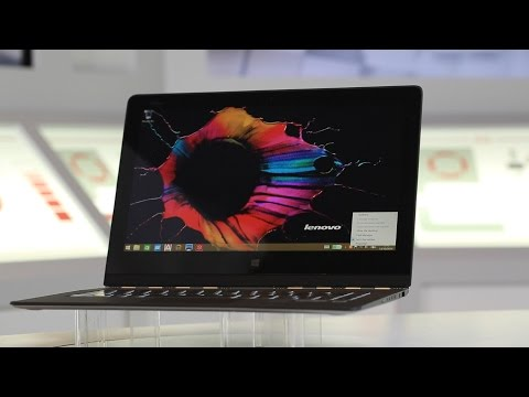 Lenovo Yoga 3 Pro: Test der schlanken Notebook-Tablet-Kombination
