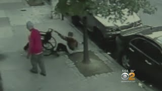 77-Year-Old Man Pushing Wheelchair Attacked In The Bronx