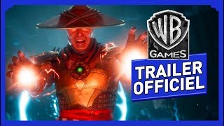 Mortal Kombat 11 - Trailer de Gameplay