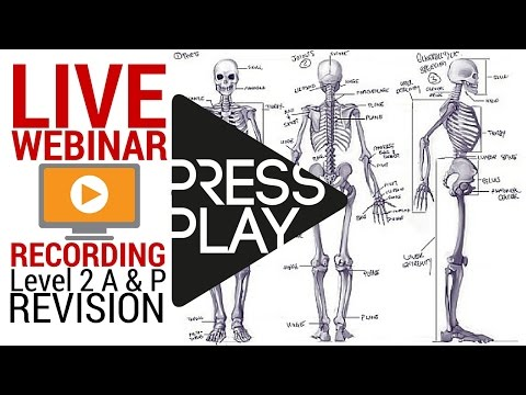 Level 2 A & P Revision: How to pass first time [Live Webinar ...