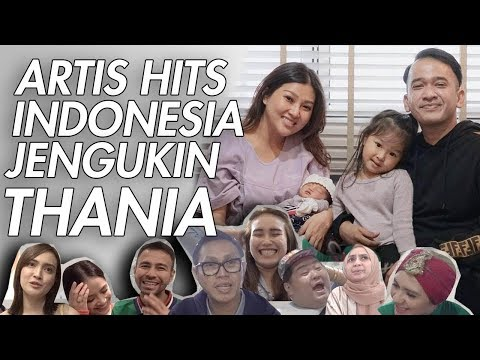 Download The Onsu Family - Artis Hits Indonesia Pada Nengokin Thania HD Mp4 3GP Video and MP3