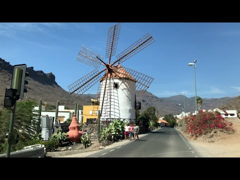 Gran Canaria by Car, An Excursion to Mogan Village and surrounding Area
