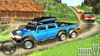 6x6 pickup truck off road - TH-Clip