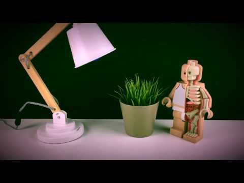 Tomons Scandinavian Desk Lamp | UnBoxing | Build | Review