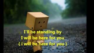I Will Be Here For You W/ Lyrics - Michael Smith Ft. Diane Warren