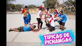 TIPICAS DE PICHANGAS (LOS PARTIDOS) - SAMIR VELASQUEZ