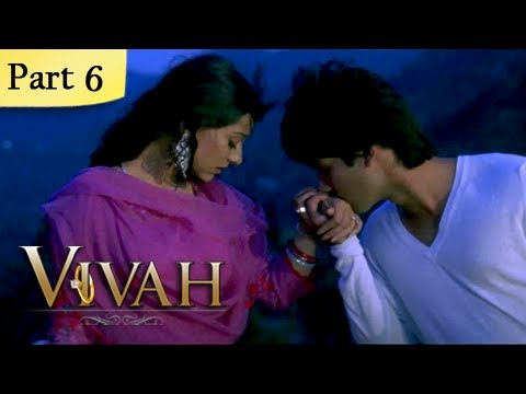 Vivah Hindi Movie | (Part 6/14) | Shahid Kapoor, Amrita Rao | Romantic Bollywood Family Drama Movie