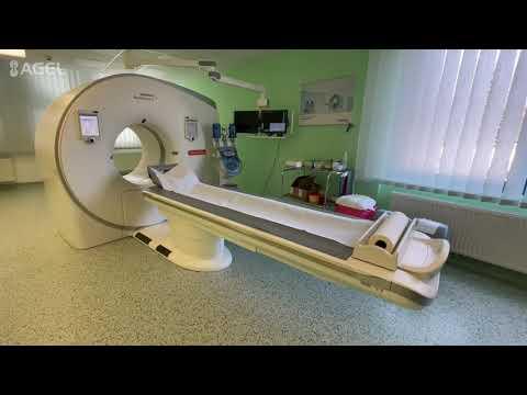 Video: Oddělení Intervenční radiologie Nemocnice AGEL Třinec-Podlesí vyšetřuje pacienty novým CT přístrojem