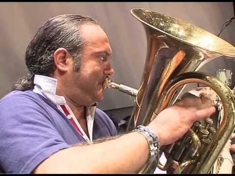 La cadenza del Barbiere Nicola Valenzano