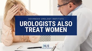 Urologists Also Treat Women - Dr. Howard Epstein MD