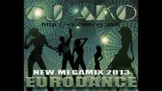 CJ AKO EURODANCE Megamix 2013 Dance 90 Remix  Best Music Pop Fl Studio New 90s Hits Cover Tanzmusik