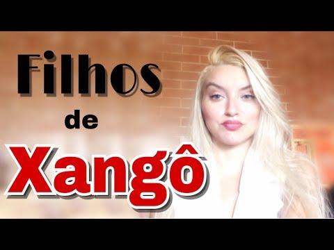 Características dos filhos de Xangô