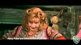 Bonnie Wright   Deathly Hallows: Part I DVD/Blu-Ray Meet The Weasleys